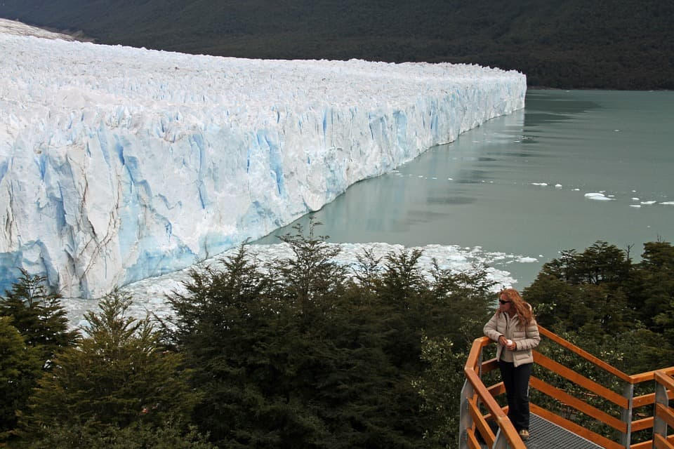 Anuncian apertura al turismo en el Parque Nacional Los Glaciares pero no se podrá acampar ni hacer excursiones