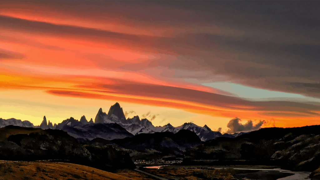 El Chaltén fue elegido como el destino más hospitalario de Argentina en base a  comentarios realizados por viajeros en Booking.com