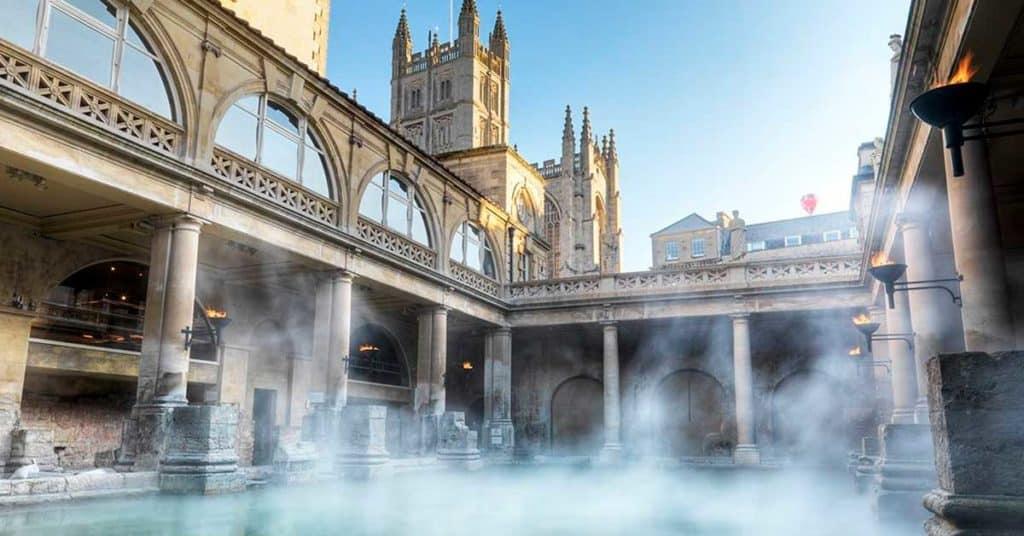 recorrer Reino Unido en tren reino unido bath