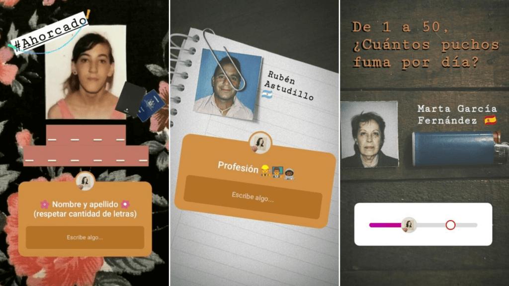 Esta cuenta de Instagram recupera viejas fotos carnet de la calle y juega a crear historias con sus protagonistas 5 1
