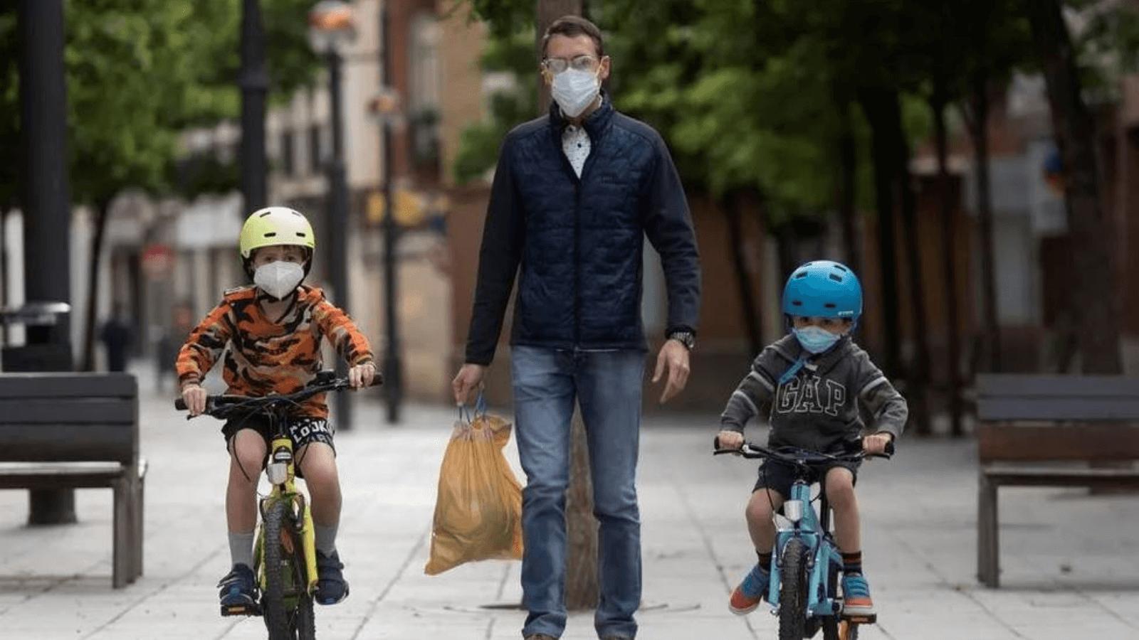 Coronavirus Harvard comparte 7 consejos para tener en cuenta a la hora de salir a la calle con niños 6