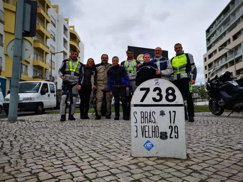 """Descubre la """"Ruta 66"""" de Portugal: una única carretera de norte a sur para que puedas recorrer todo el país en moto o en coche"""