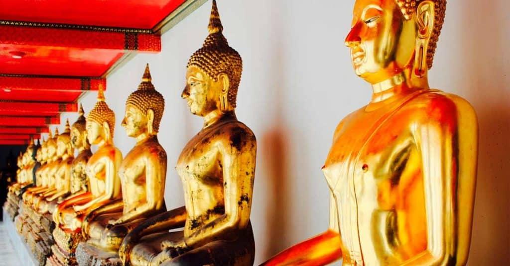 actividades gratis en Bangkok bangkok meditar