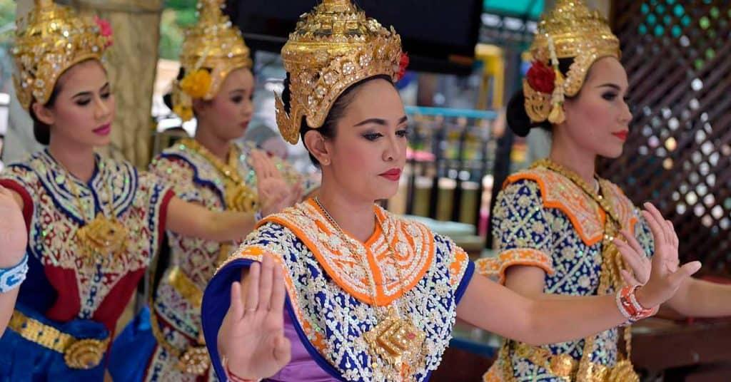 actividades gratis en Bangkok bangkok dancers