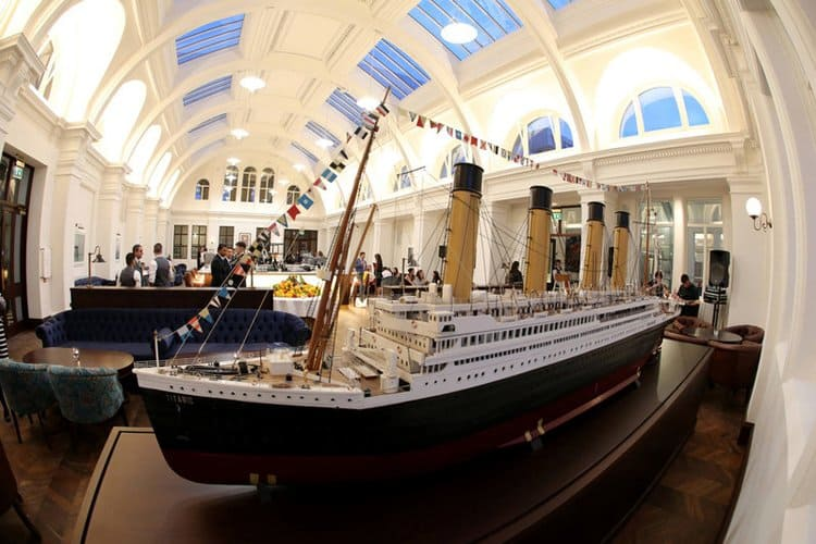 El Museo Del Titanic En Belfast Abre Sus Puertas Para Un Recorrido Virtual Desde Casa Intriper