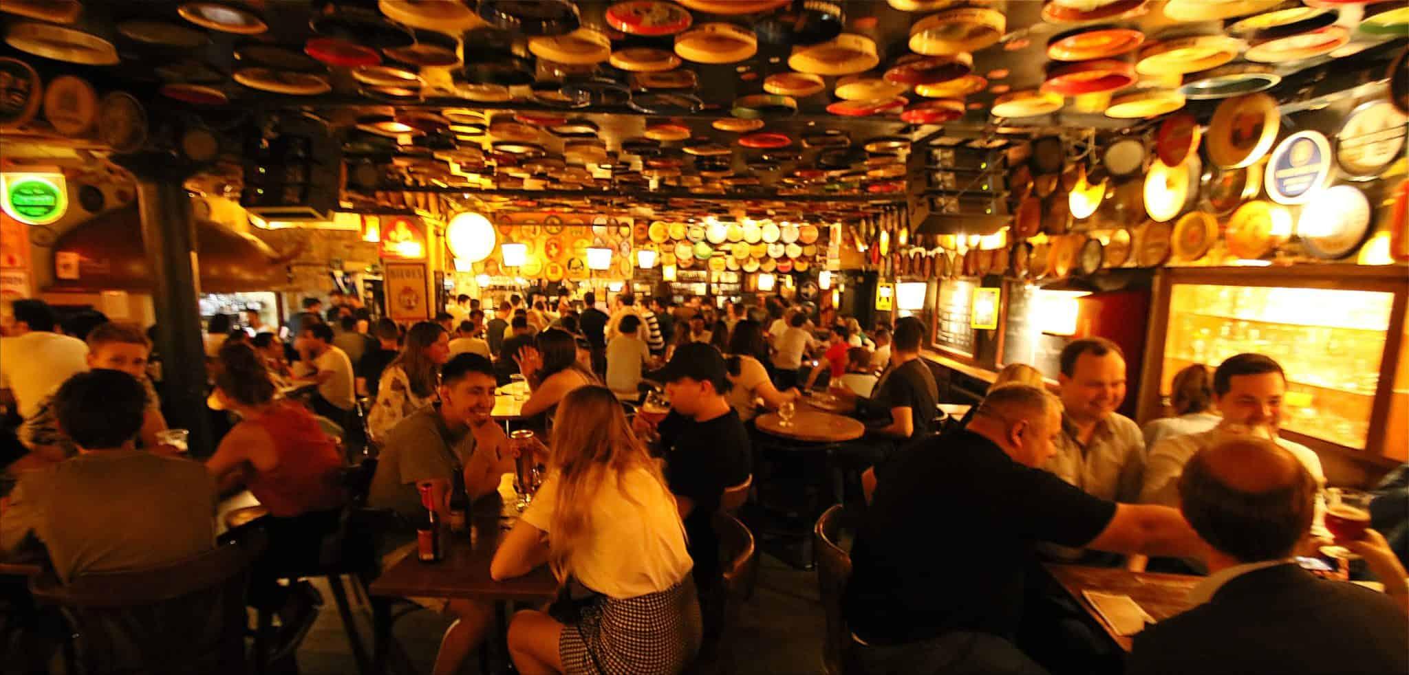 2000 motivos para visitar este bar en Bruselas 5