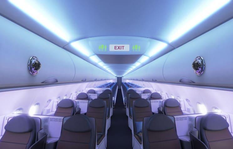 """Airbus implementa una """"nariz electrónica"""" capaz de percibir la presencia de bombas y hasta virus como el Covid-19"""