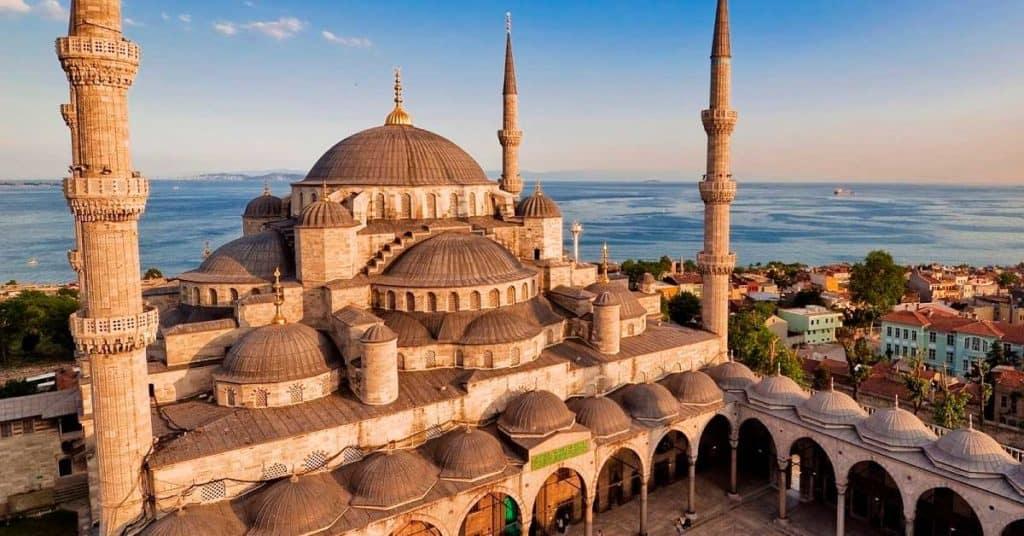alojarse en Estambul