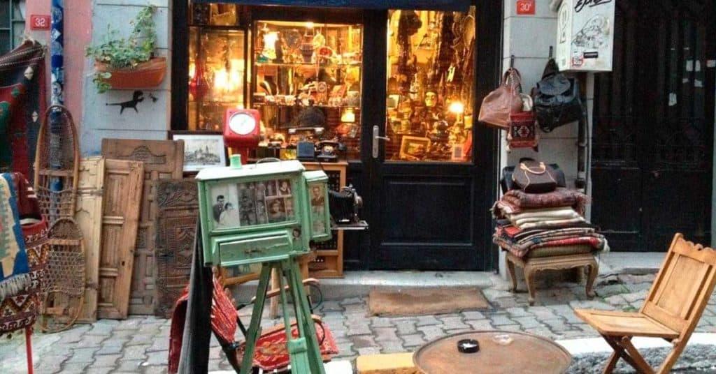 compras en estambul estambul antiguedades