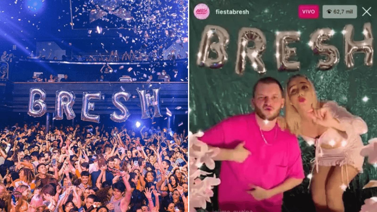 La 'Bresh' Un fenómeno musical multitudinario que pasó a ser furor en streaming durante el aislamiento obligatorio 66