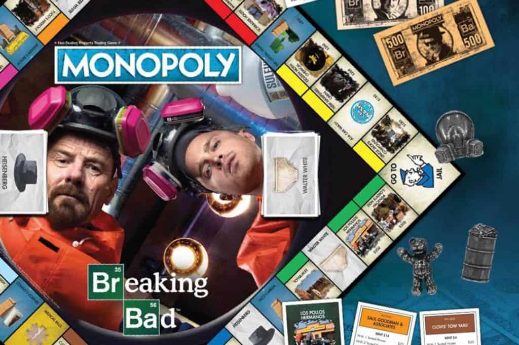 Imagen Breaking Bad Monopoly 51 1