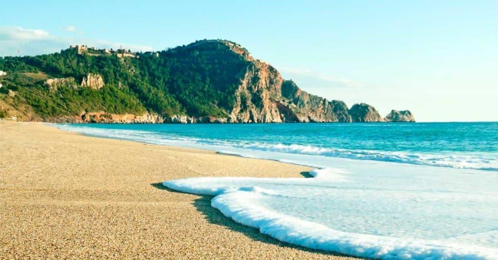 Cleopatra's Beach, Alanya