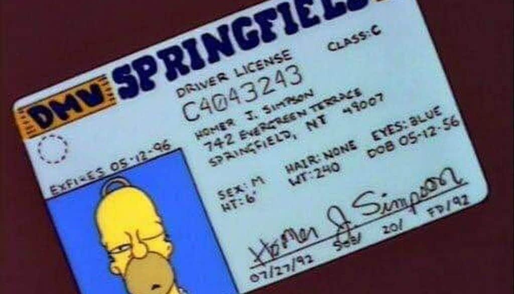 Hoy Homero Simpson cumple 64 años