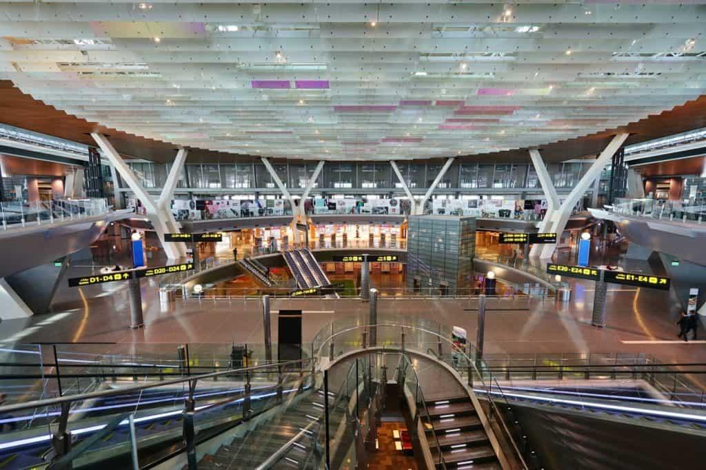 Estos son los 10 mejores aeropuertos del mundo de 2020, reconocidos por los premios Skytrax