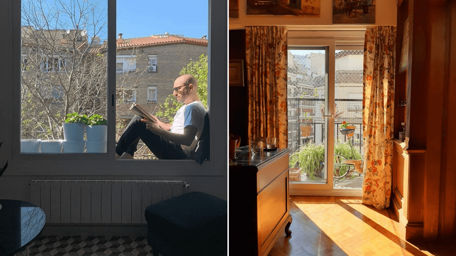 Esta cuenta de Instagram te invita a retratar las ventanas de tu casa, rescatando su importancia ante los días de confinamiento 1