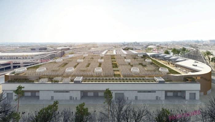 París tendrá la granja urbana más grande del mundo