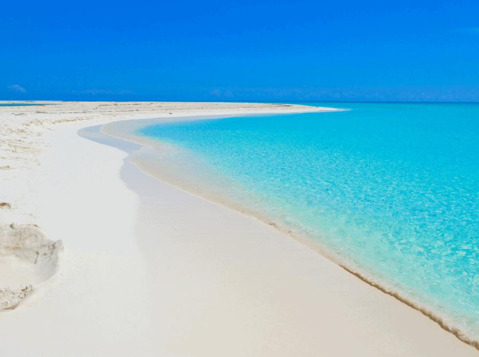Cayos De Cuba: Cayo Paraíso