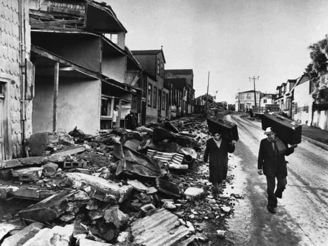 A 60 años del sismo más terrible de la historia: conoce cómo fue el terremoto de Valdivia en Chile