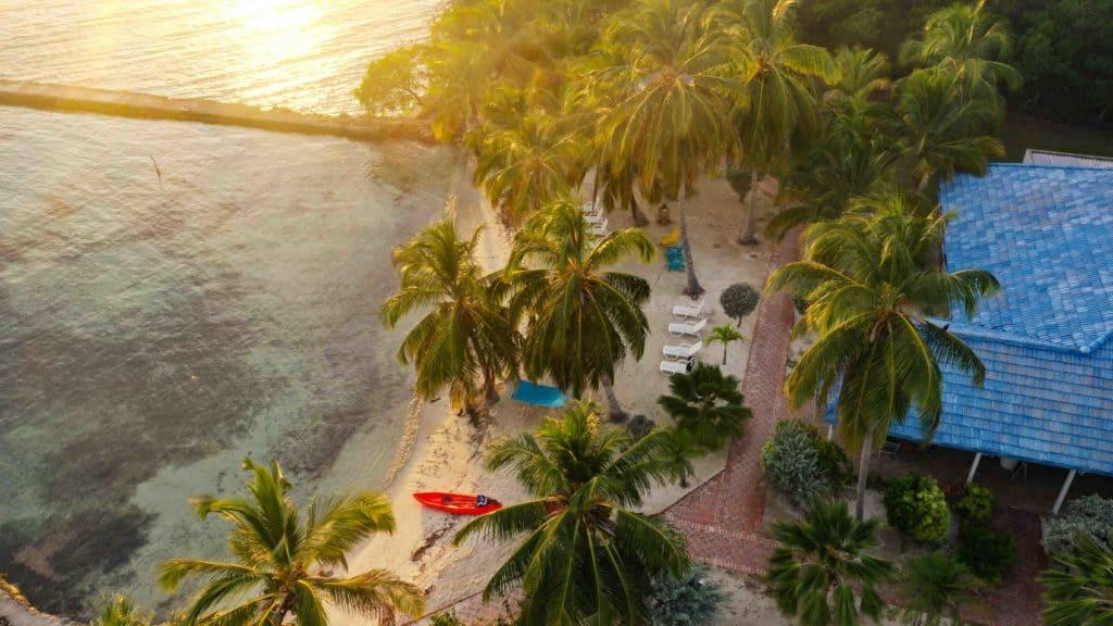 La Isla Tintipán, un paraíso al descubierto en el Caribe colombiano que no puedes dejar de visitar