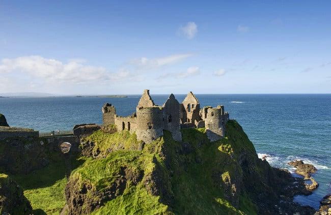 Descubre algunos de los castillos más impresionantes que son visita obligada en un viaje por Irlanda