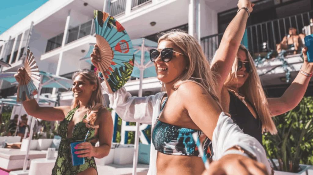 Vuelven las Pool party? Ibiza Rocks y O´Beach reabrirán el 1 de Julio