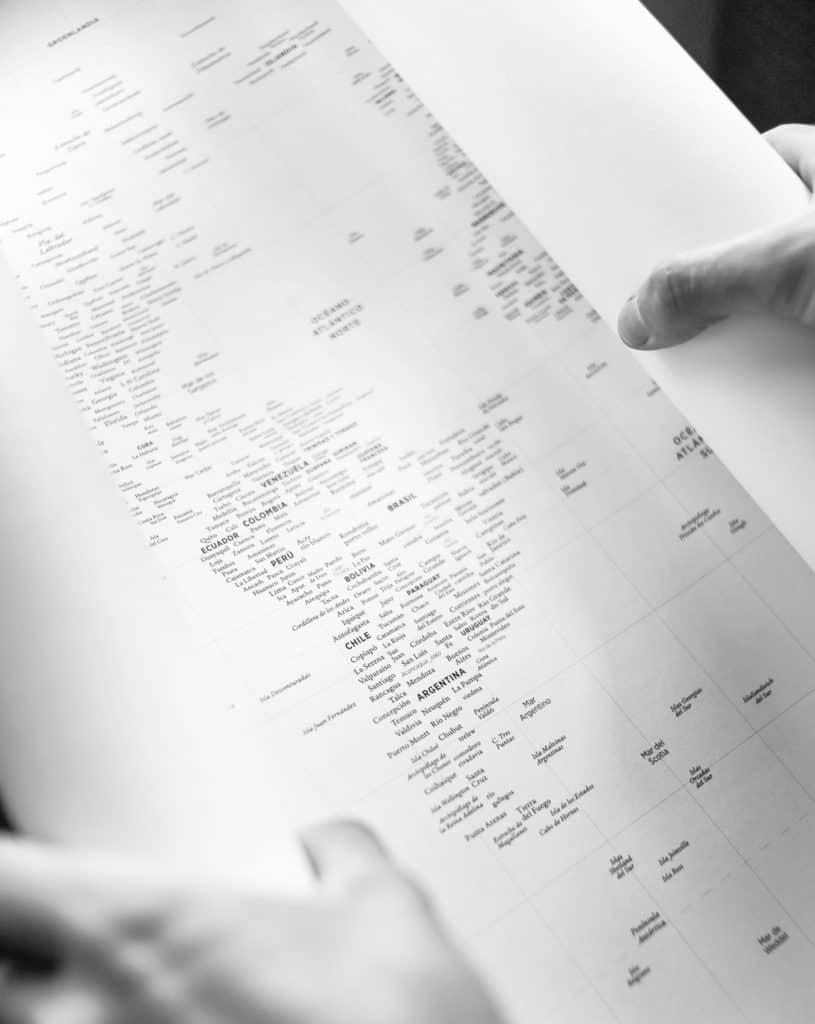 Mapas tipográficos: qué son, dónde encontrarlos y por qué deberías tener uno en tu casa