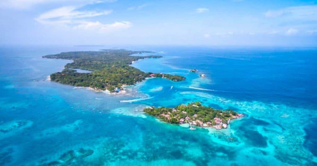 Islas de Colombia: Islas del Rosario