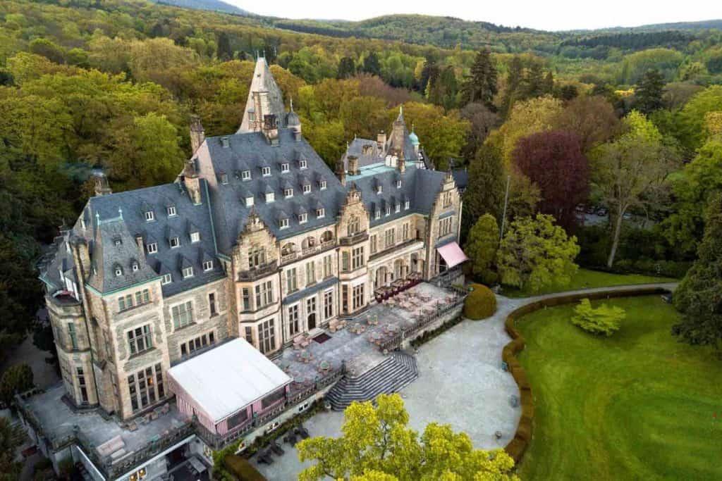 Castillos En Alemania: Schlosshotel Kronberg