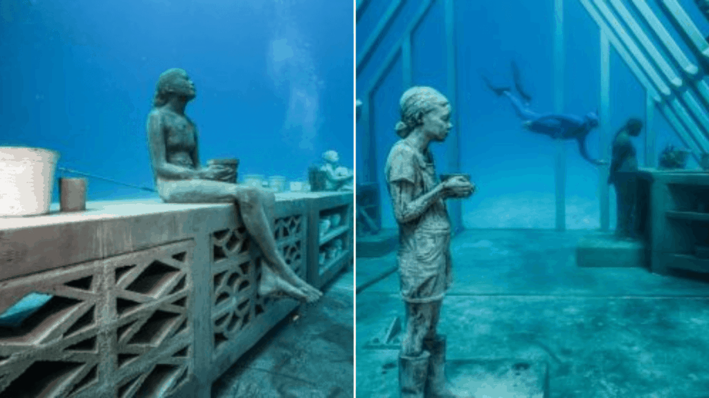 Museo de Arte Submarino en Australia 13 1