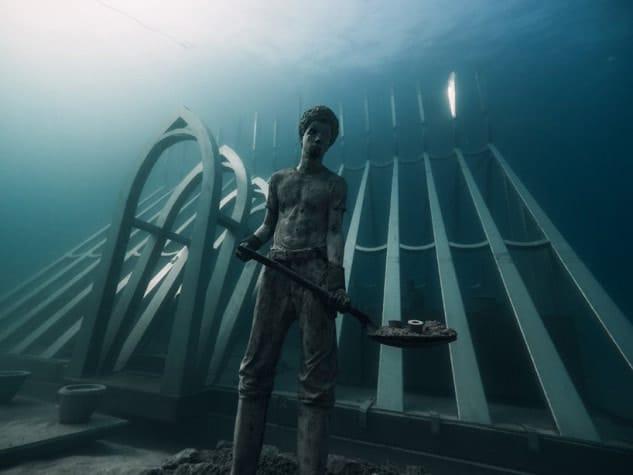 Museo de Arte Submarino en Australia 4