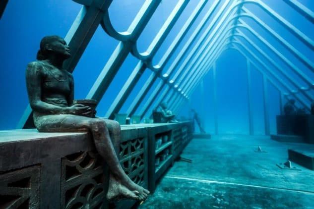 Museo de Arte Submarino en Australia 3