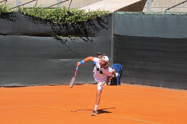 El tenista italiano que lleva 26 años intentando ganar: 270 juegos perdidos
