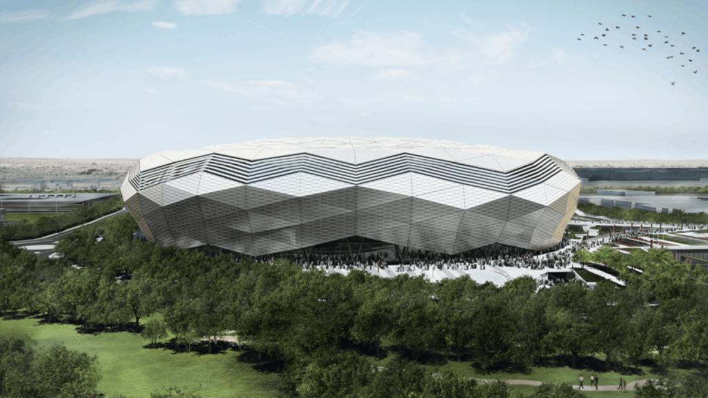 imagen Education city stadium