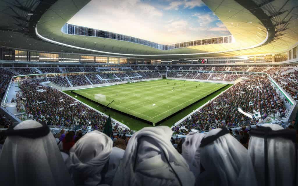 imagen Pattern Education City Stadium FIFA World Cup Legacy External 005