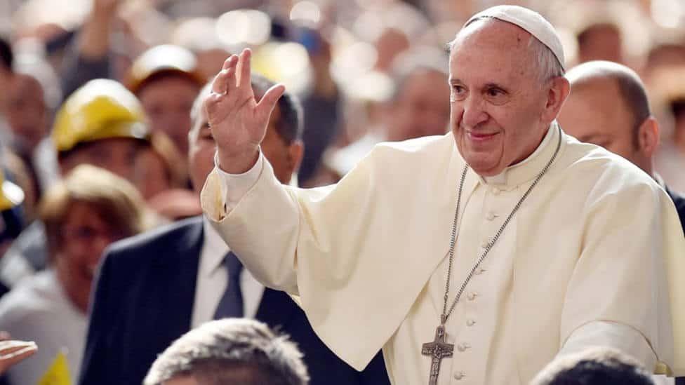 El Papa Francisco dona 1 millón de euros a un fondo para desocupados por la crisis del coronavirus 1