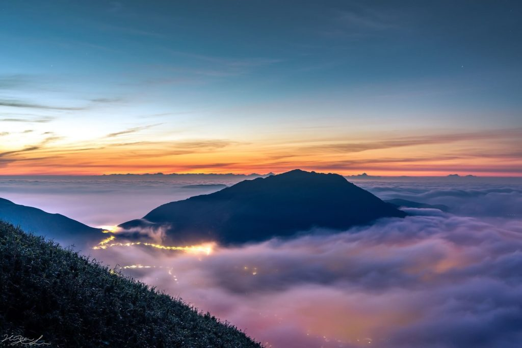 Taiwán es el hogar del primer 'parque urbano del silencio' del mundo