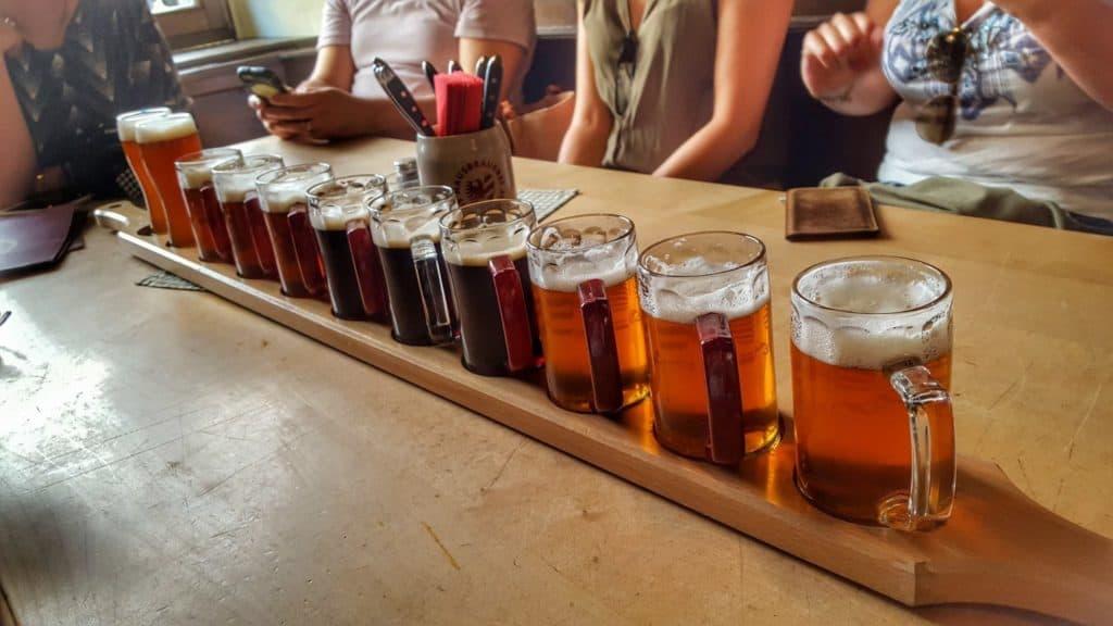 tour cervezas, cosas que debes hacer en Núremberg alemania