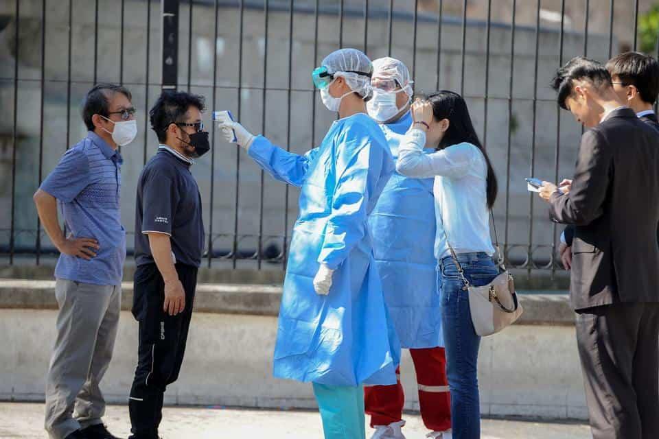 Coronavirus en Argentina Estas son las 5 zonas del país más afectadas en número de infectados 44