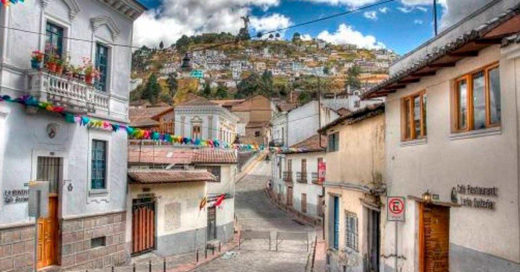 Donde alojarse en Quito