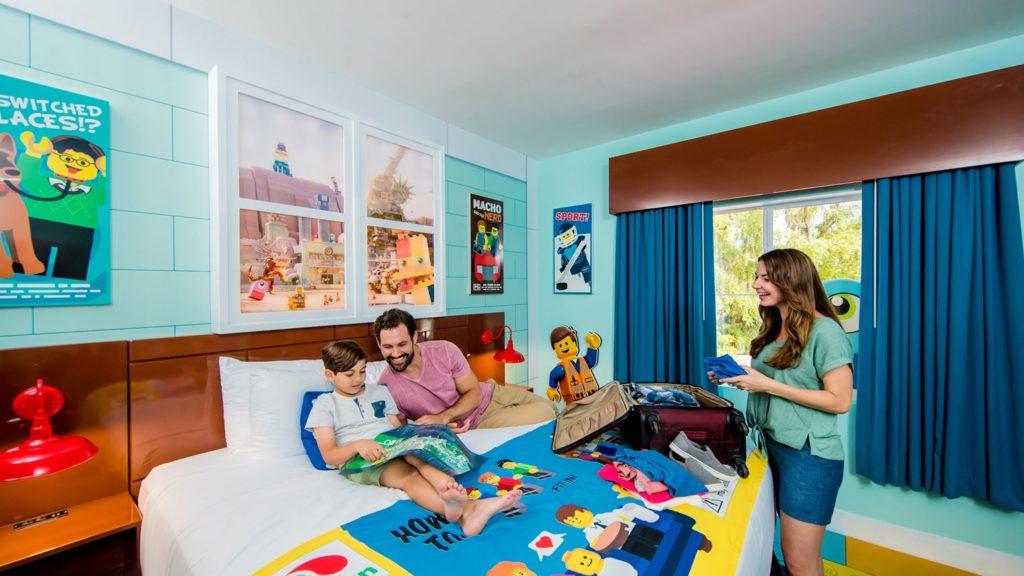 Descubre el 'Legoland Hotel', uno de los resorts más divertidos que encontrarás en Florida