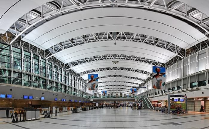 vuelos de cabotaje en Argentina se harán desde Ezeiza