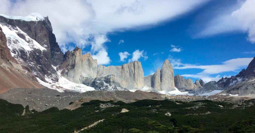 Torres del Paine torres del paine 6