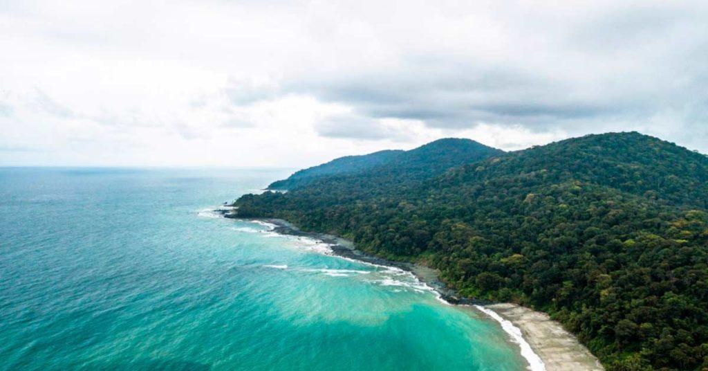 Islas de Colombia: Isla Gorgona