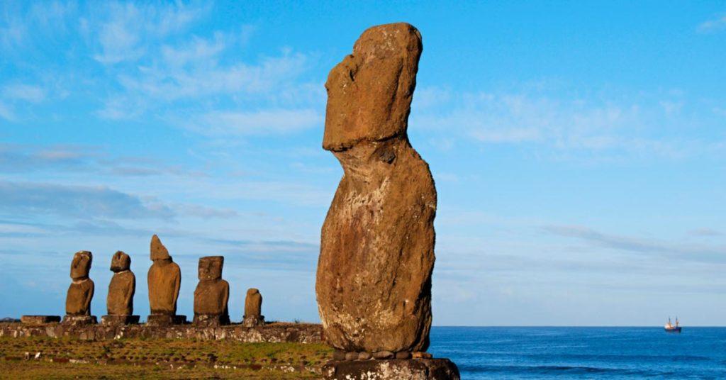 Que hacer en Isla de Pascua: Ahu Tahai