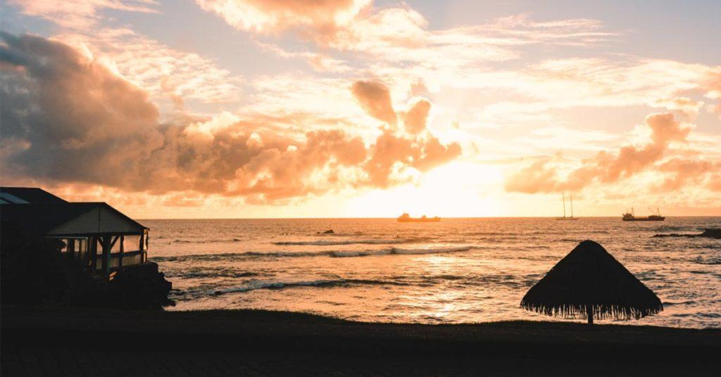 Que hacer en Isla de Pascua: Playa