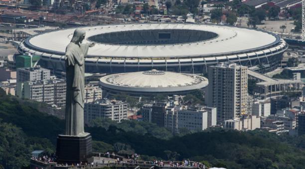 vuelve el futbol a Río de Janeiro