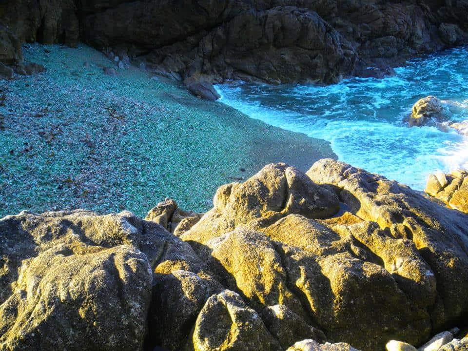 Praia dos Critais en Galicia