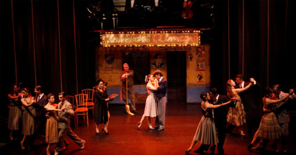 Experiencias en Buenos Aires: Esquina Carlos Gardel Tango