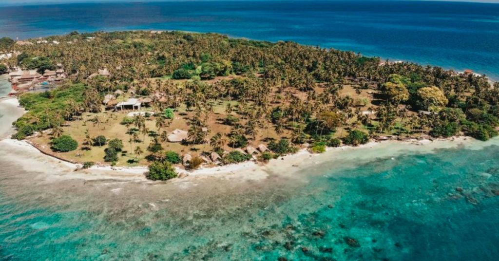Islas de Colombia: Múcura