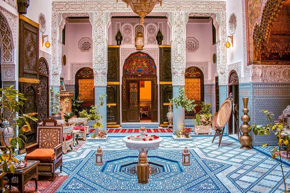 Imagen Riad Marruecos2